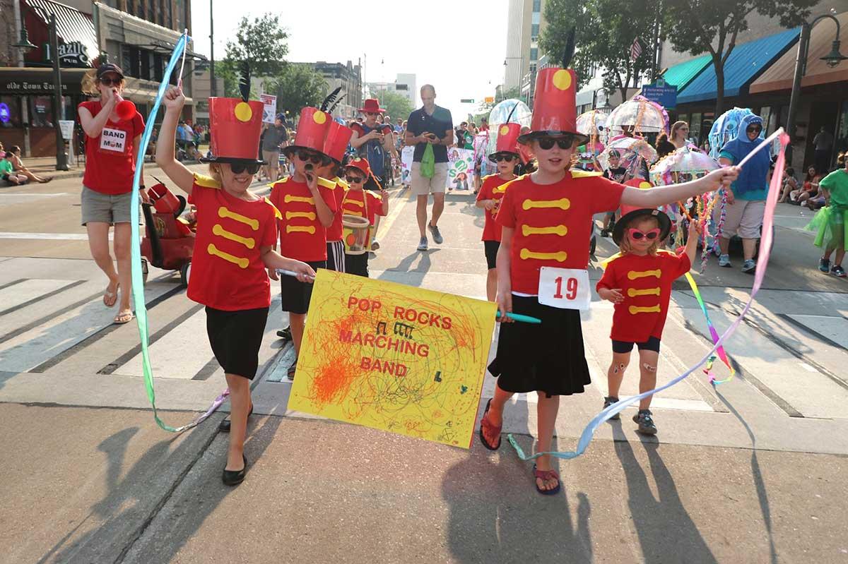 Building For Kids Children S Parade Appleton Children S Week